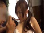 <人妻動画>可愛い素人妻...