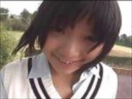 <美少女動画>黒髪で純真...