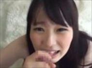 <フェラ動画>お嬢様育ち...
