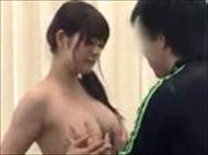 <素人動画>童貞君の相手...