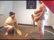 <巨漢動画>巨漢女たちの...