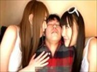 <ハーレム動画>希咲あや/小峰みこ