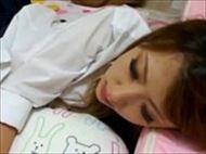 <無修正>妹の部屋で熟睡...