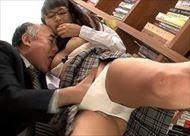 <中出し動画>キモい親父...