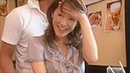 <3P動画>熟女妻の桐岡...