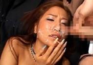 <ブッカケ動画>Marin.