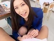 <痴女動画>ミニスカート...