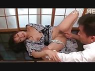 <痴女動画>欲求不満な巨...